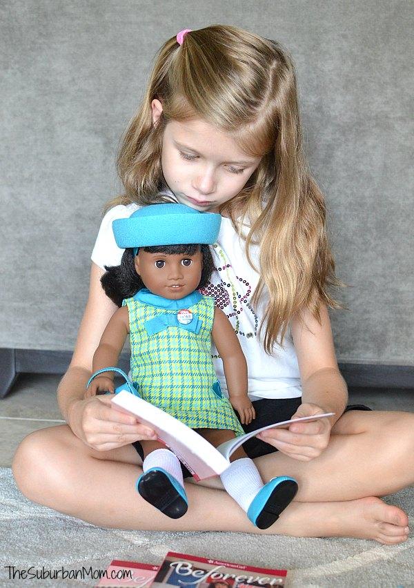 American Girl Melody Book