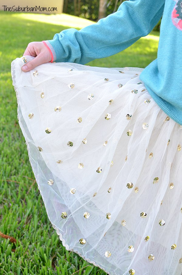 Sequin Skirt Mini Boden