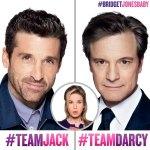 Bridget Jones - Team Jack Team Darcy