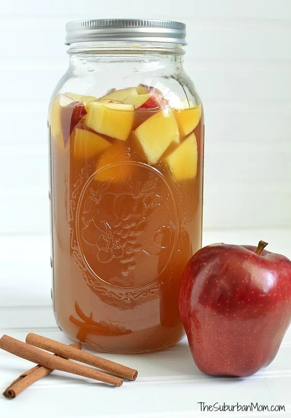 Sweet Tea Apple Cider