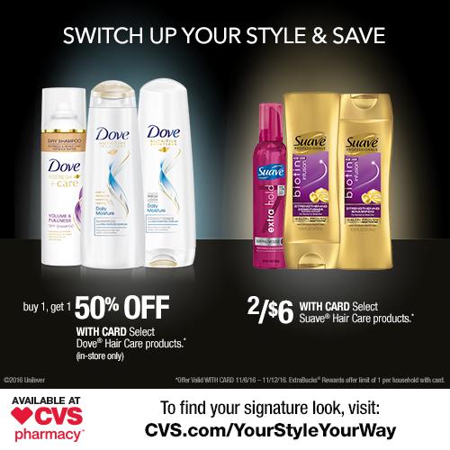 CVS Haircare Fall Style