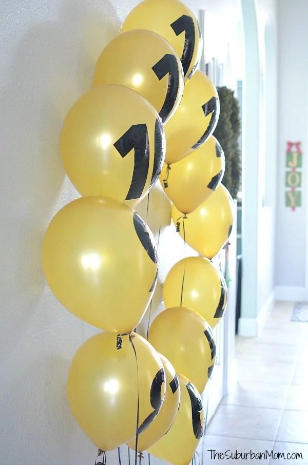 Balloon Countdown