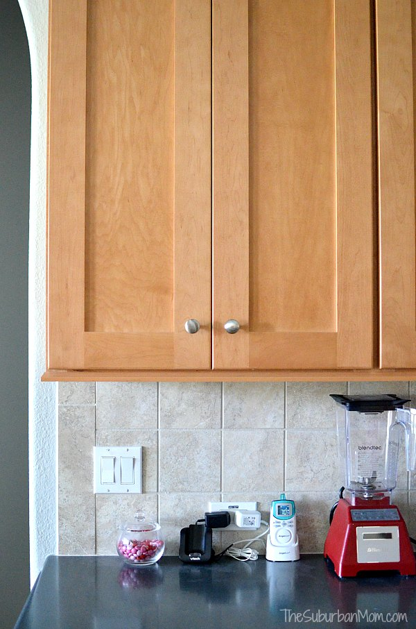 Clutter Free Cabinets