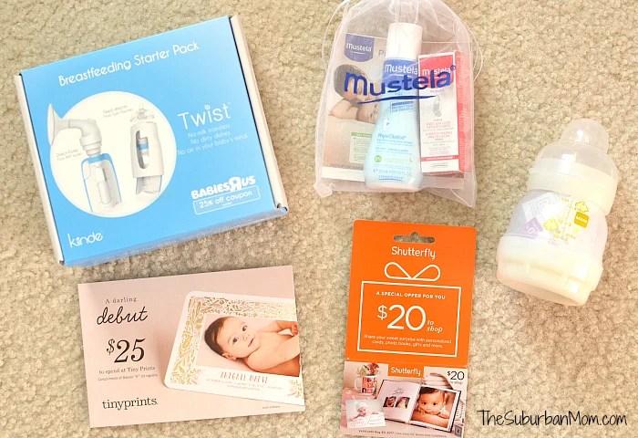 Free Babies R Us Baby Registry Gift Bag