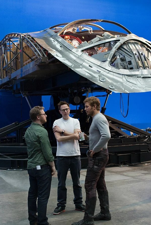 Guardians of the Galaxy Vol 2 James Gunn Chris Pratt