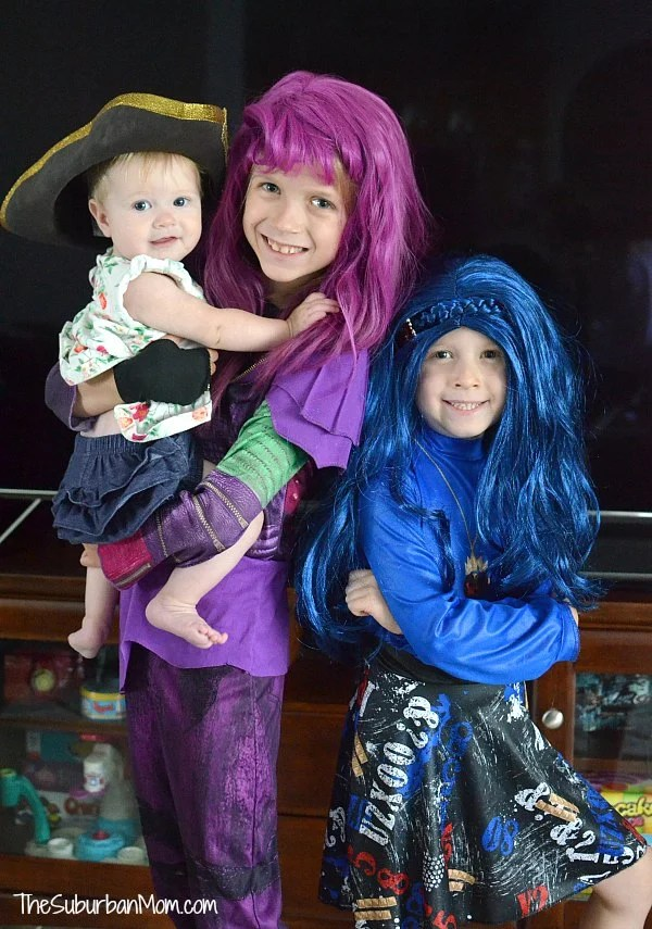 Descendants 2 Sister Costumes