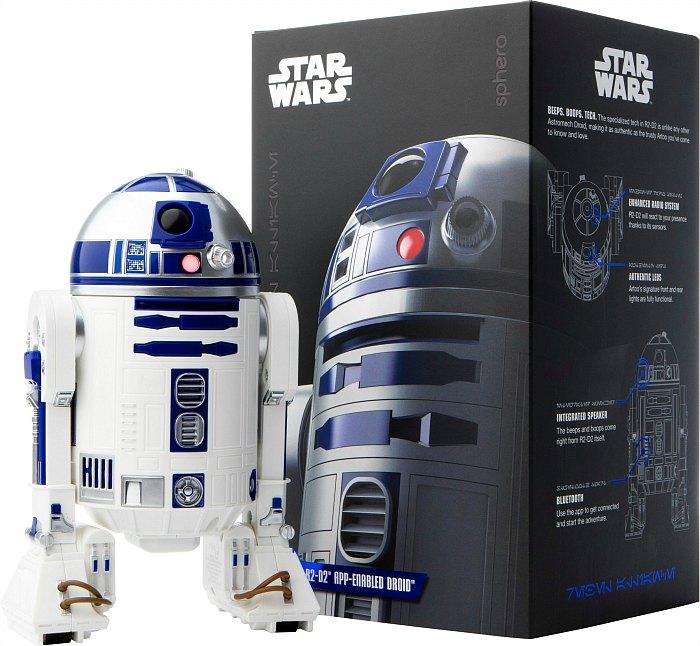 Star Wars R2D2 Sphero