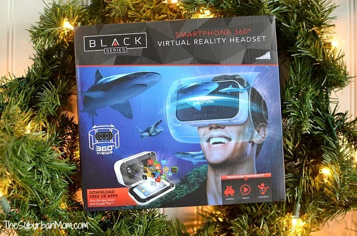 Virtual Reality Gift Idea