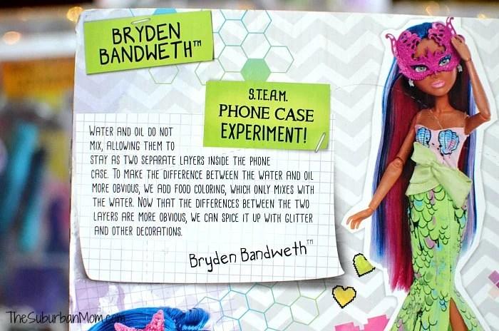 Project MC2 Bryden Bandweth Phone Case