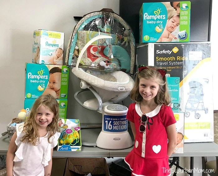 Pampers Baby Registry