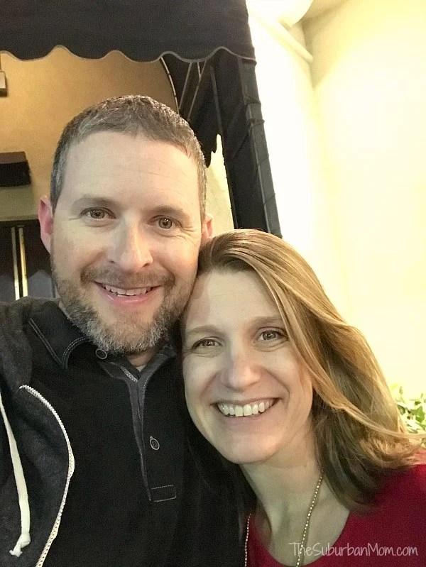 Husband Wife Selfie