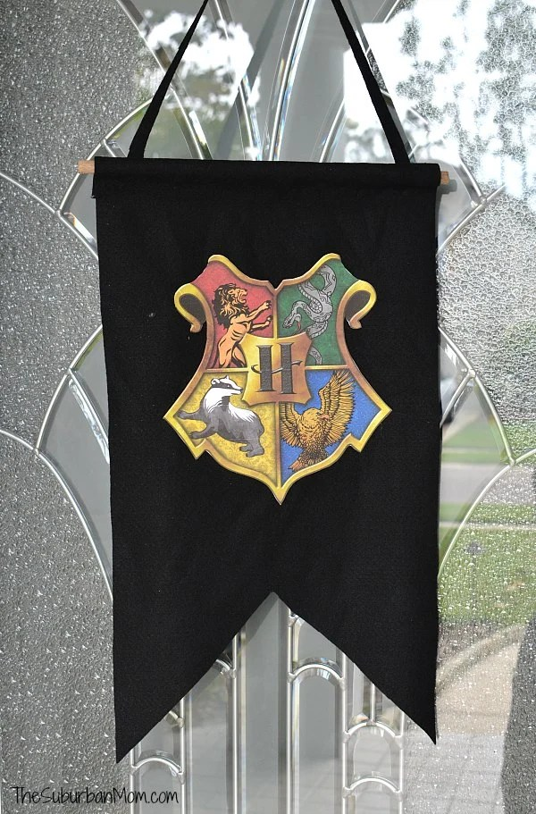 Harry Potter Hogwarts Banner