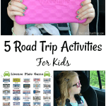 5 Road Trip Activities For Kids