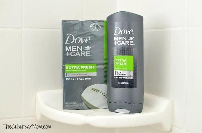 Dove Men+Care Shower