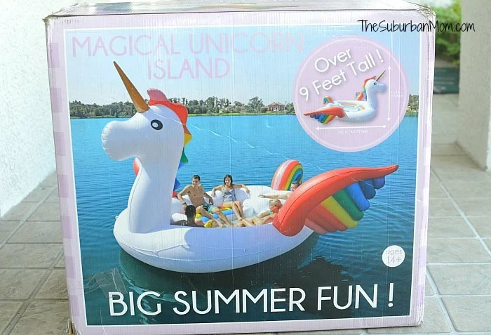 Unicorn Island Float