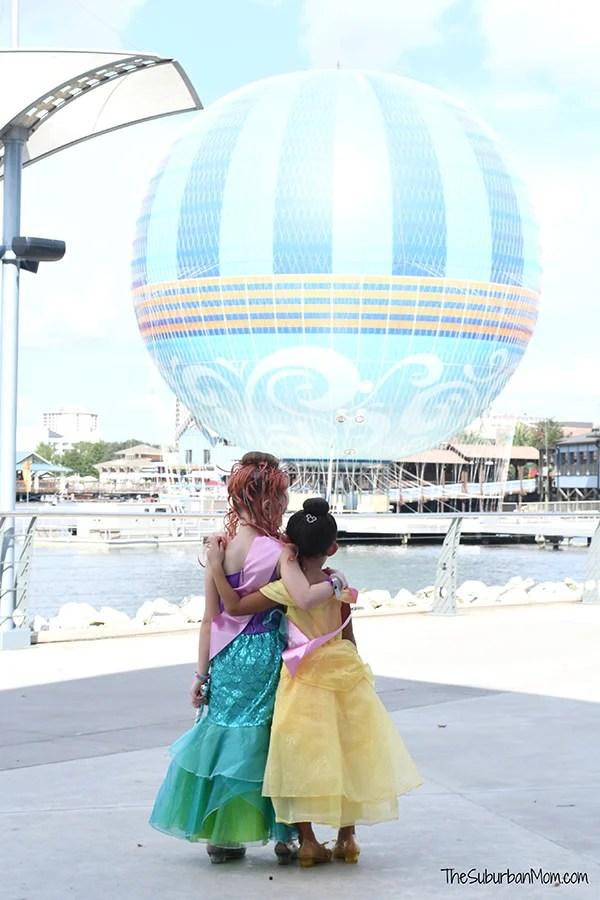 Princess Friends Disney Springs