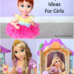 Disney Gift Ideas For Girls – Fancy Nancy Doll And Rapunzel Toys