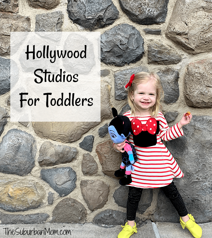 Hollywood Studios For Toddlers