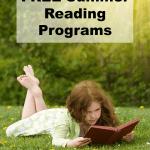 Free Summer Reading Programs