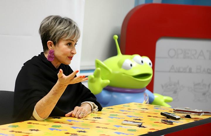 Annie Potts Toy Story 4