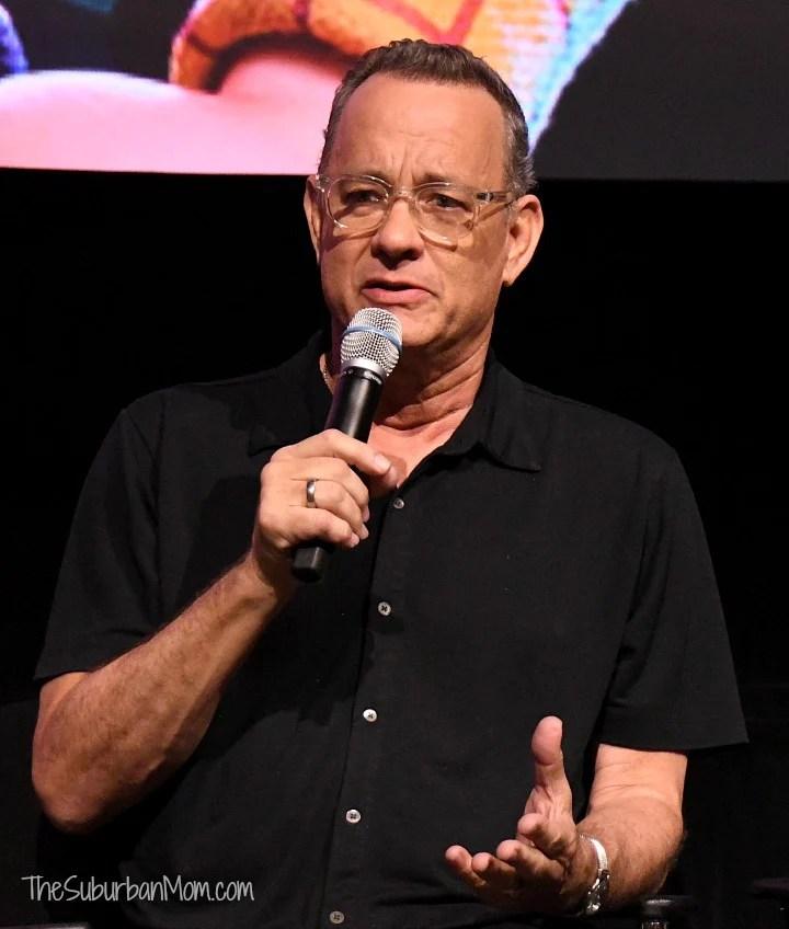 Tom Hanks Toy Story 4 Woody