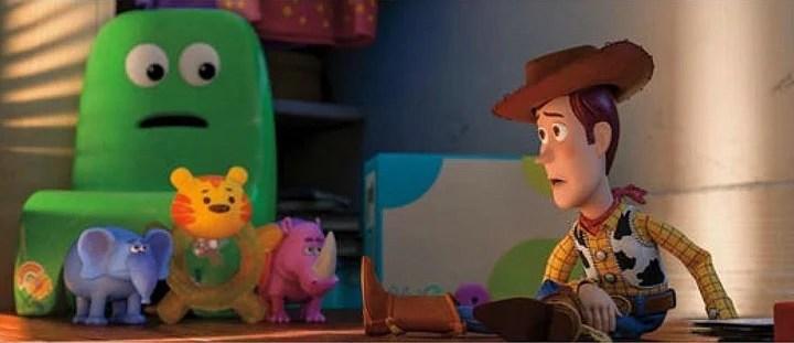 Toy Story 4 Mel Brooks Carol Burnett Carl Reiner Betty White