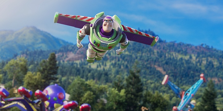 Toy Story 4 To Infinity And Beyond Buzz