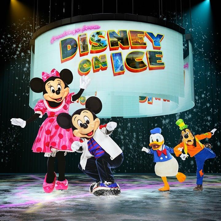 Disney on Ice Road Trip Adventures