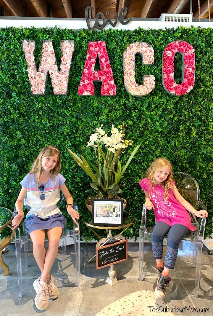 Visit Waco Texas
