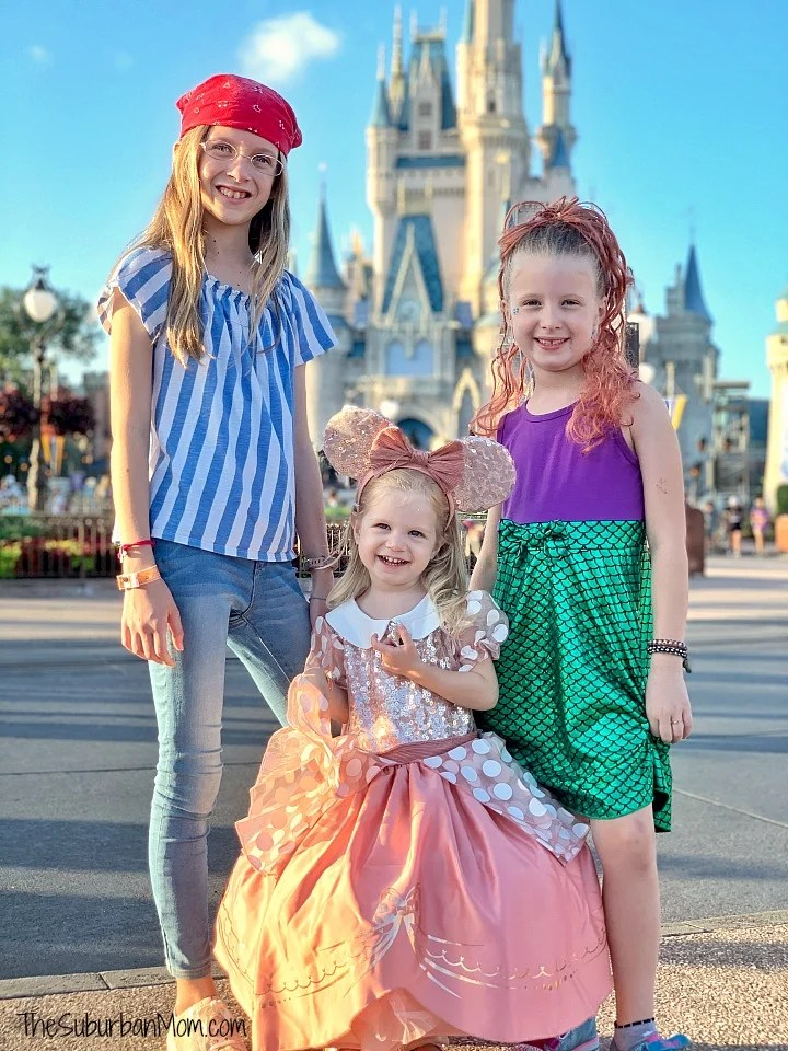 Magic Kingdom Halloween Costumes
