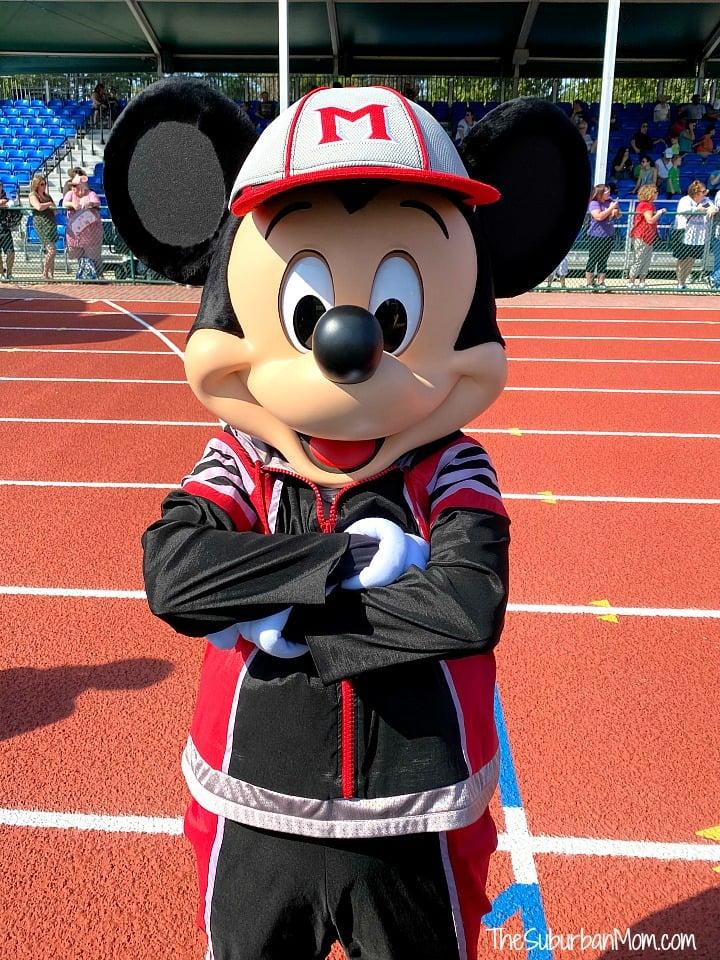 runDisney Mickey Mouse