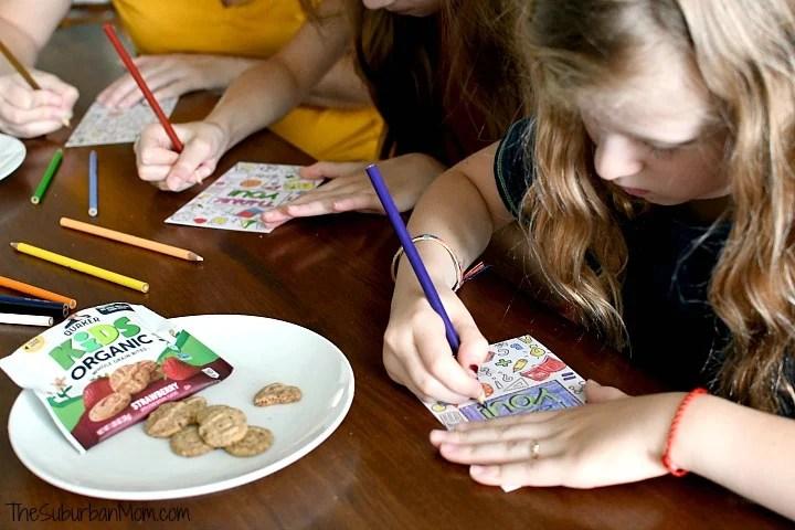 DIY Teacher Cards
