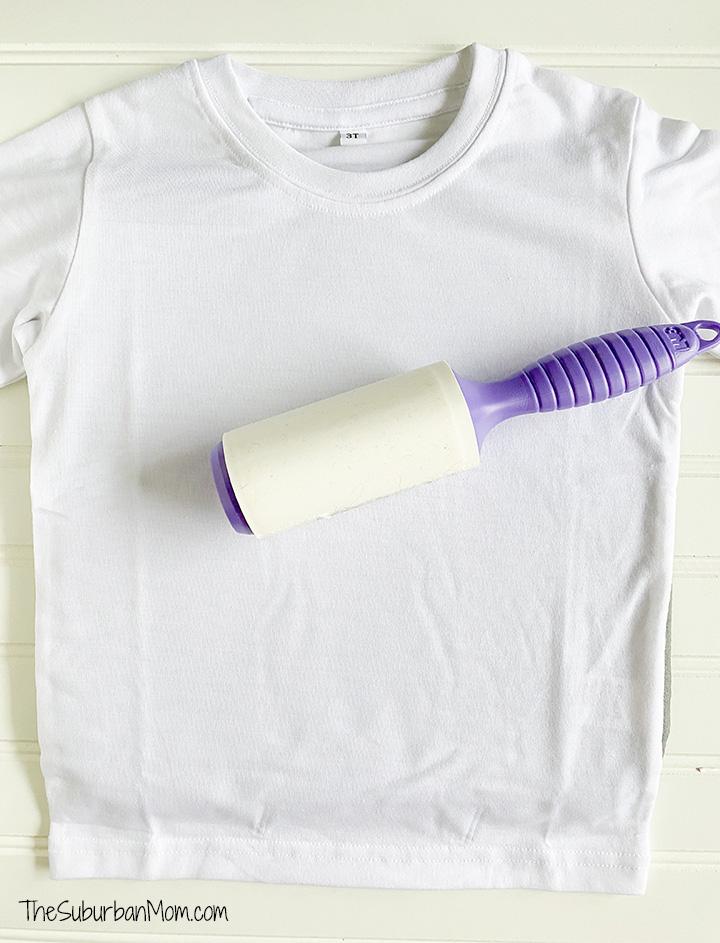 Lint Roller Shirt