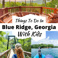Things To Do In Blue Ridge Georgia With Kids