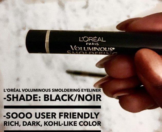 L'Oréal Voluminous Smoldering Eyeliner