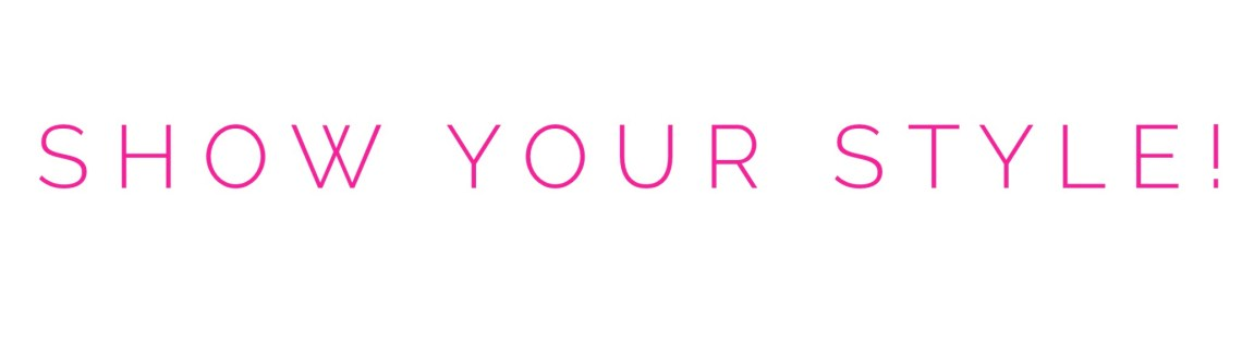Show You Style in pink font