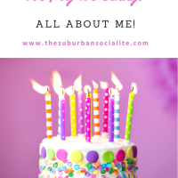 It's My Birthday...and 35 Things About Me!