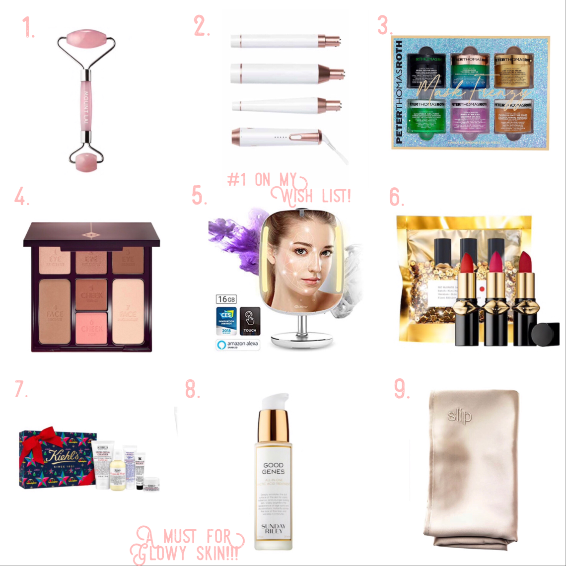 gifts for the beauty obsessed