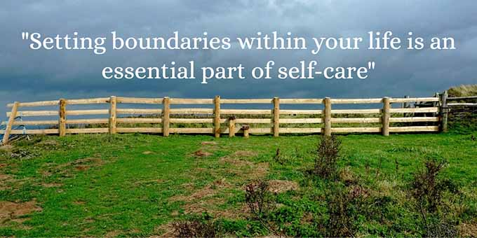 Setting Boundaries: An Essential Life Skill