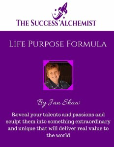 life purpose formula