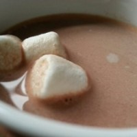 Ovaltine Hot Chocolate