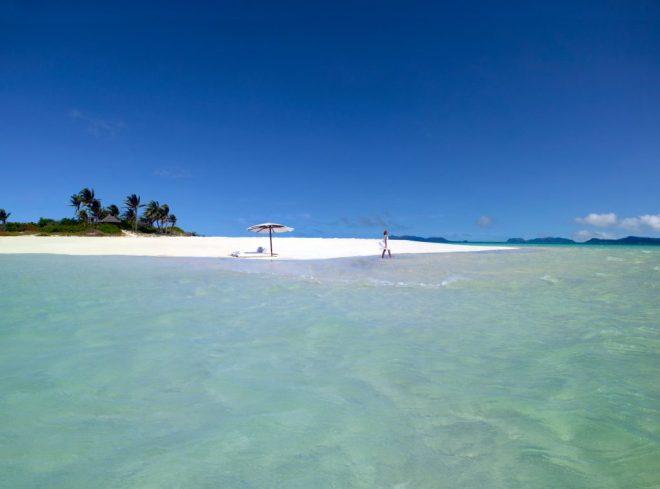 Amanpulo Palawan Philippines Beach