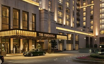 Peninsula Shanghai - Featured