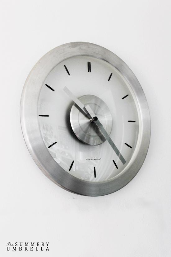diy-wood-slice-clock-2