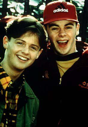 Ant and Dec shot to fame as PJ & Duncan