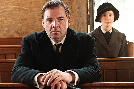 Brendan Coyle as John Bates