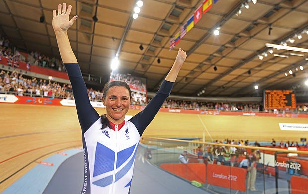 Sarah Storey is the definition of a sport champion