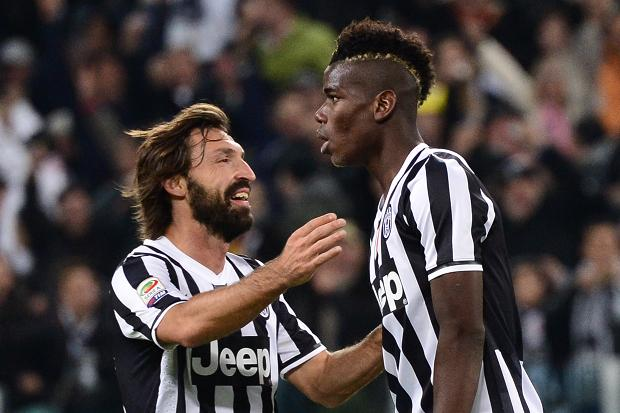 Juve are confident Pirlo and Pogba will sign new deals