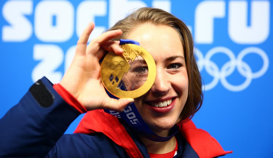 Lizzy Yarnold is set to defend her gold medal at the 2018 PyeongChang games