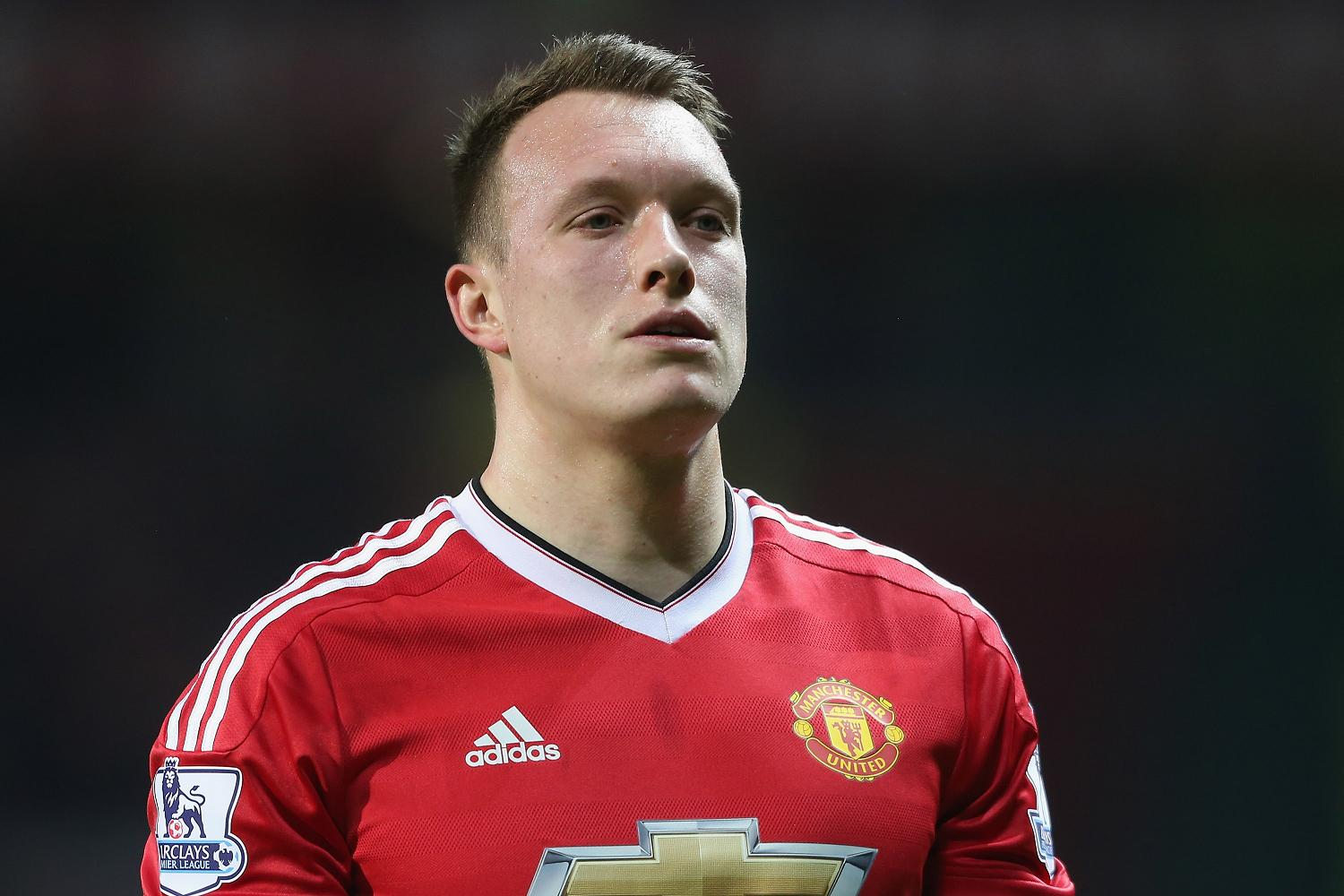 Phil Jones has been assured he has a future at Man United by Jose Mourinho